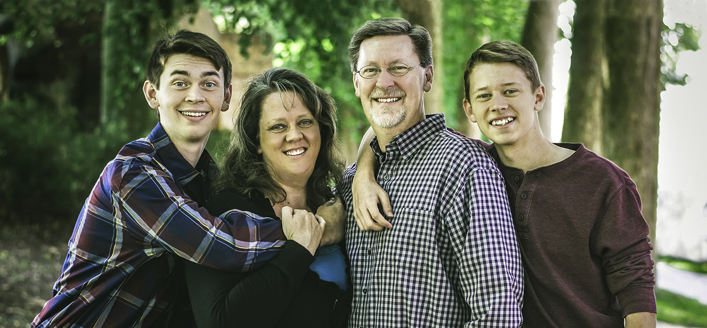 The Leavell Family