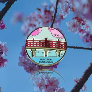 Hirosaki Blossoms